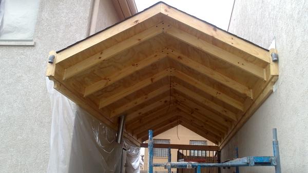 Valor del cobertizo habitissimo for Cobertizo de madera tratada