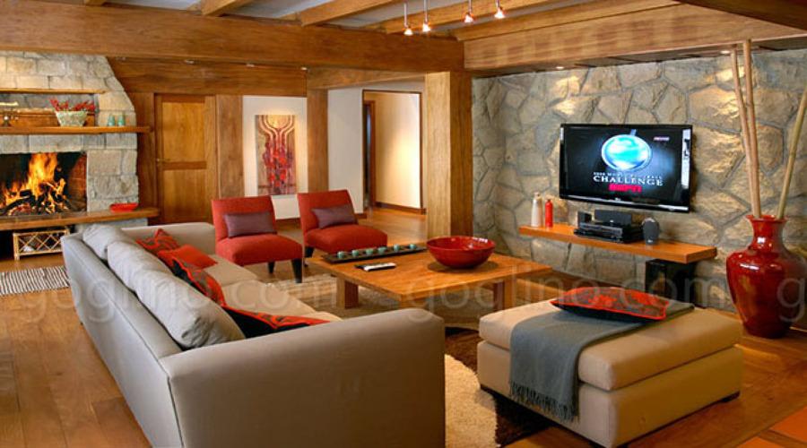 Construir casa de 100 m2 de 2 pisos en madera piedra y - Casas de madera y piedra prefabricadas ...