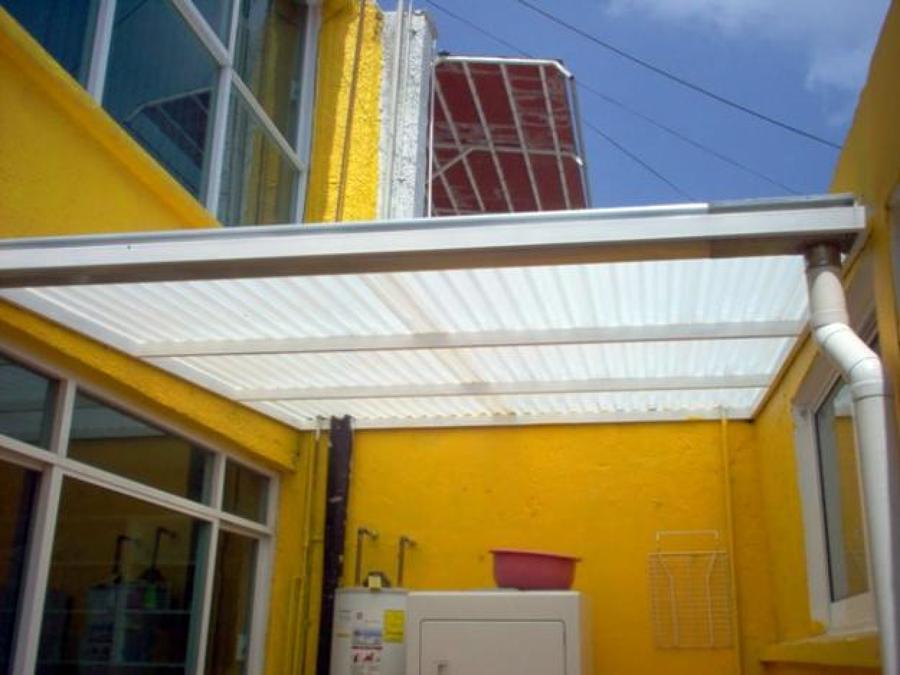 Techos cristal para terrazas de balcones with techos - Techos para terrazas precios ...