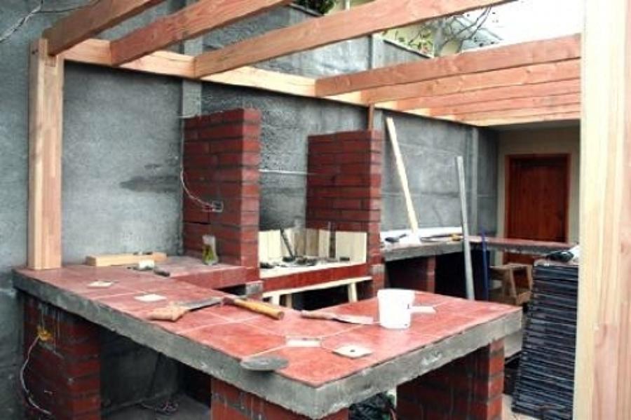 Diseno De Baños En Quinchos:Remodelacion quincho – chicureo – Colina (Región Metropolitana