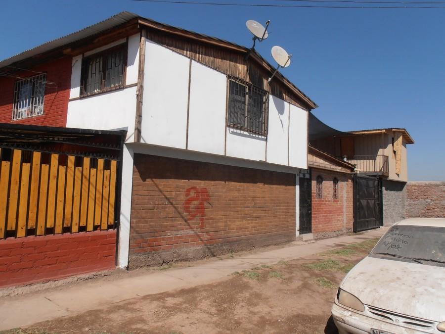 Pintar interior exterior casa dos pisos cerro navia regi n metropolitana santiago for Pintar casa exterior
