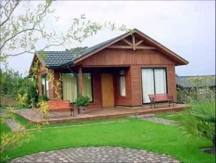 Construcci n casa ca ete regi n viii biob o arauco - Bungalows de madera prefabricadas precios ...