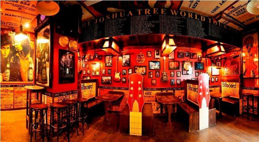 Decoracion De Un Karaoke ~ Precio de Dise?o de interiores de pub rockstars en temuco