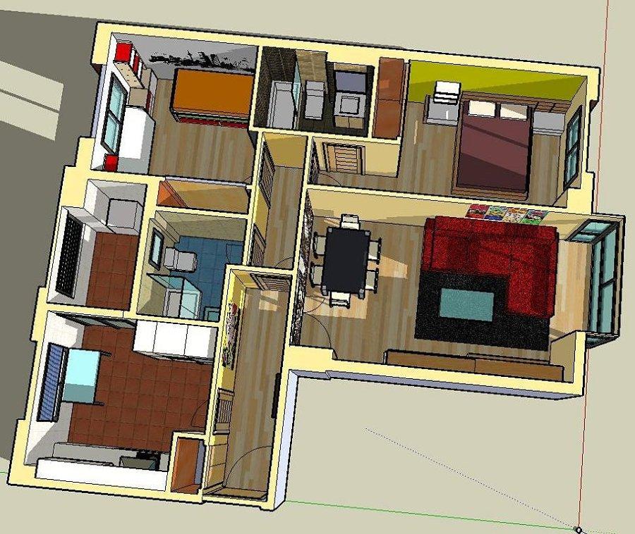 Precio de construir casa dispongo de sitio 30 frente x 40 largo construir casa dispongo de sitio - Precio construir casa ...