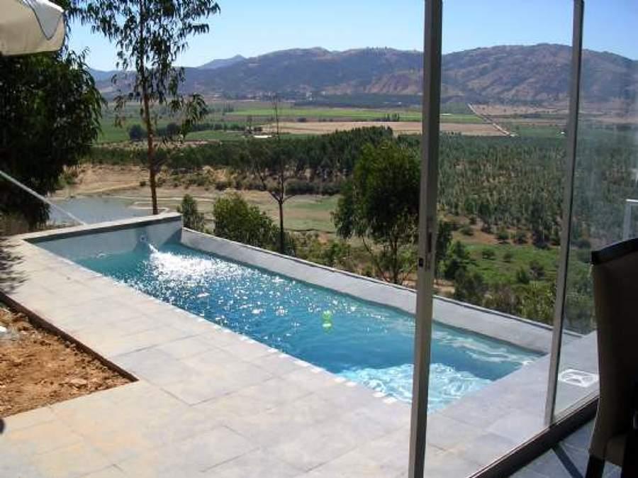 Construcci n de piscina en container villa alemana for Presupuesto construccion piscina