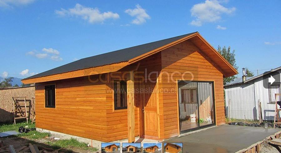 Caba as prefabricadas puerto varas regi n x los lagos for Precios de cabanas prefabricadas