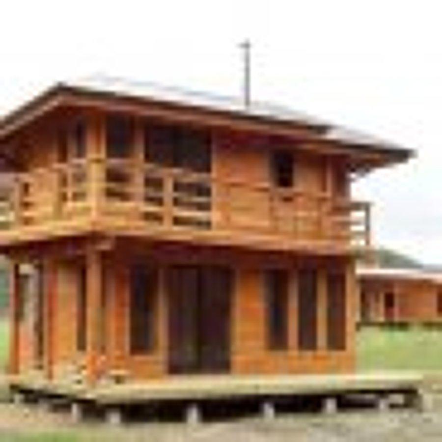 Construcci n casa de madera puerto montt regi n x los - Presupuestos construccion casa ...