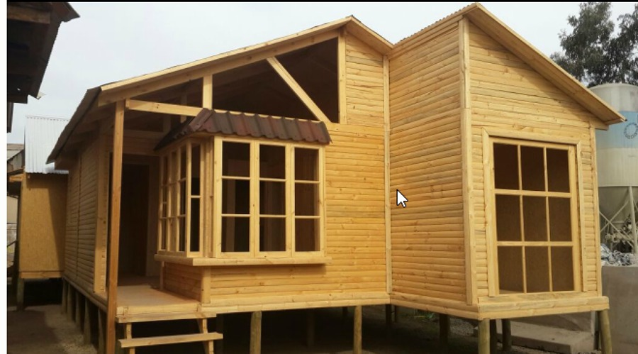 Construir casa prefabricada los robles tongoy la - Presupuesto casa prefabricada ...