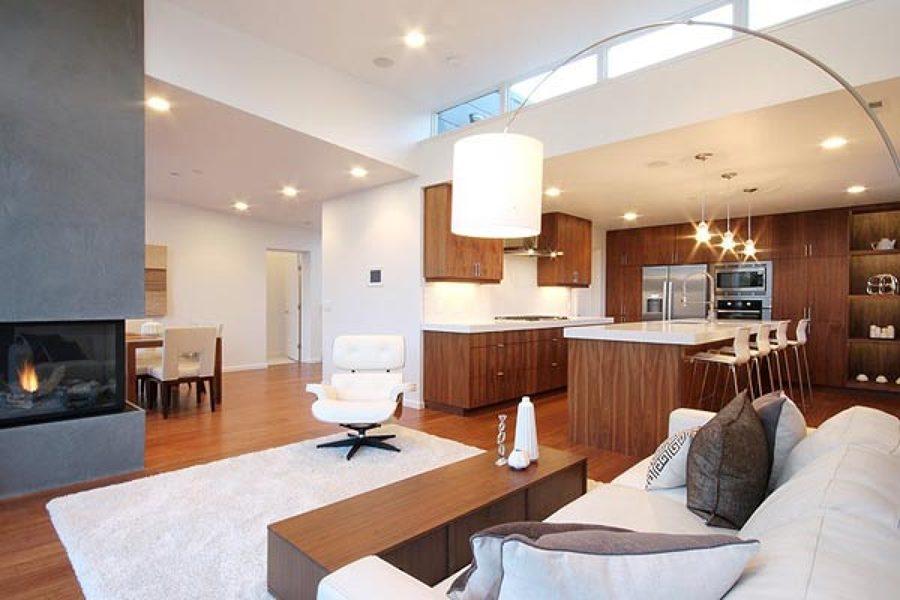 Construir casa de 100 m2 2 dormitorios 2 ba os for Casas modernas de un piso por dentro