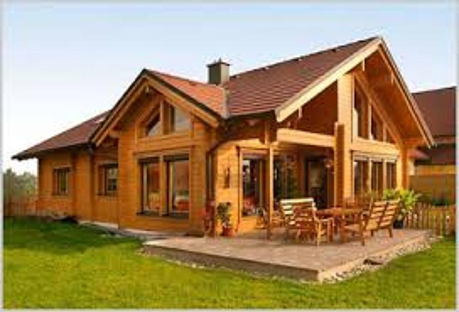 Construir casa santa cruz regi n vi libertador b o - Fotos de casas prefabricadas de madera ...