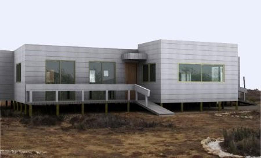 Casas prefabricadas madera casas prefabricadas tipo cubo - Tipos de casas prefabricadas ...