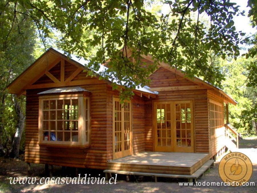 Casas prefabricadas madera casas prefabricadas talca precios for Prefabricadas madera