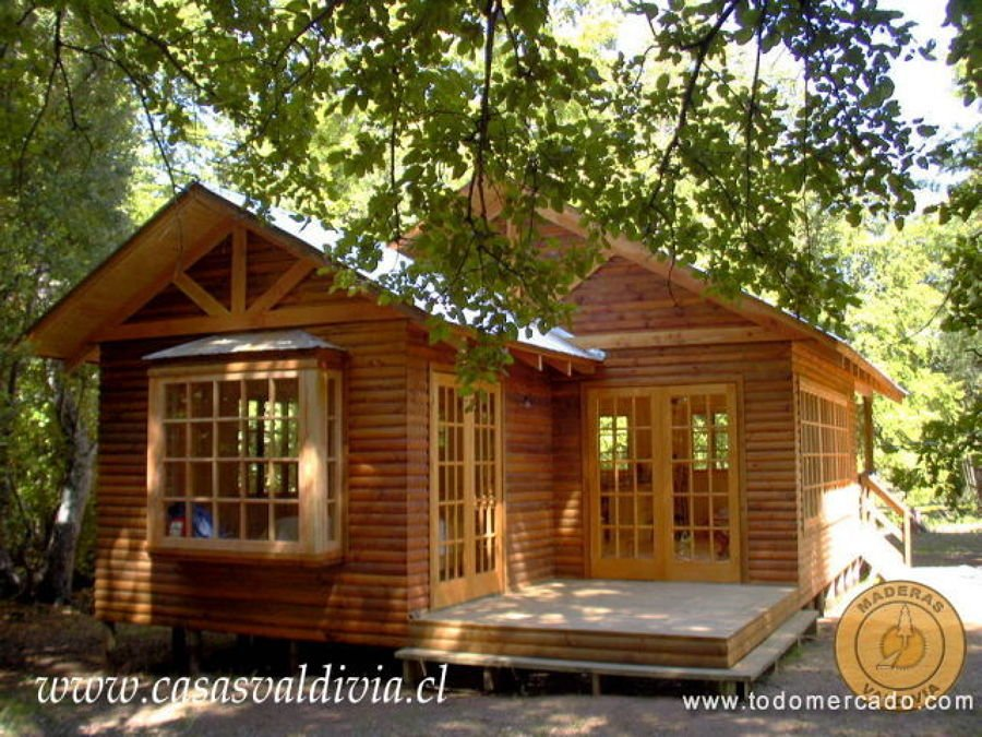 Casas prefabricadas madera casas prefabricadas san antonio for Casas de campo prefabricadas