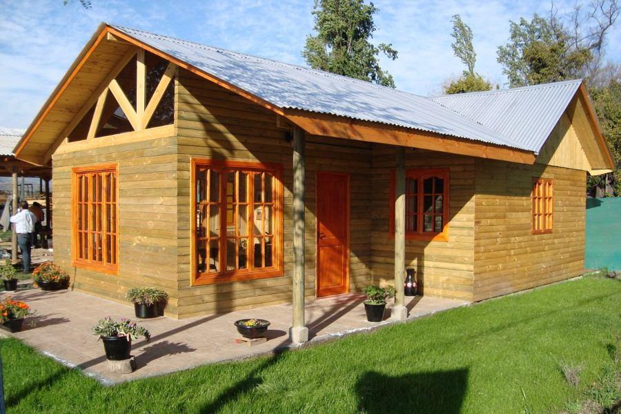 Construir casa prefabricada de 60 mts2 maule regi n vii - Presupuesto casa prefabricada ...