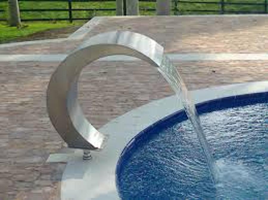 Construcci n de piscina 6x3 mts y 2 5 mts de profundidad for Presupuesto pileta material