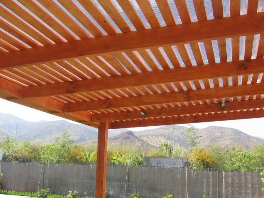 Construcci n de cobertizo en madera la florida regi n for Precios de cobertizos