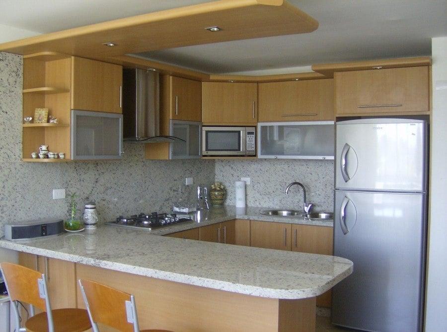 Muebles de cocina para empotrar lavaplatos y cocina for Muebles de cocina en l