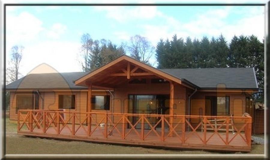 Casas prefabricadas precios casas de madera y - Precios de casas prefabricadas ...