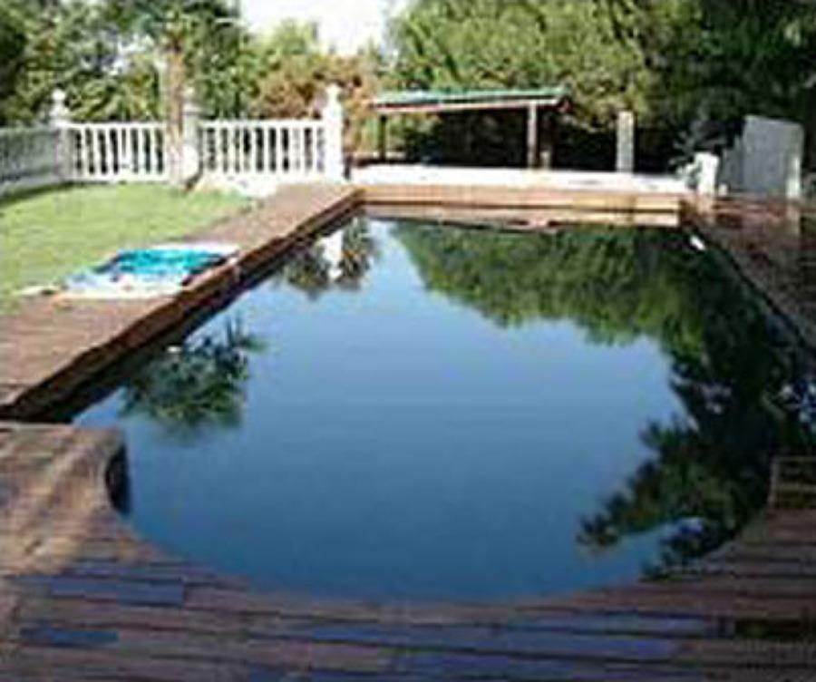 Construcci n p rgola de madera y deck piscina valpara so for Presupuesto construccion piscina