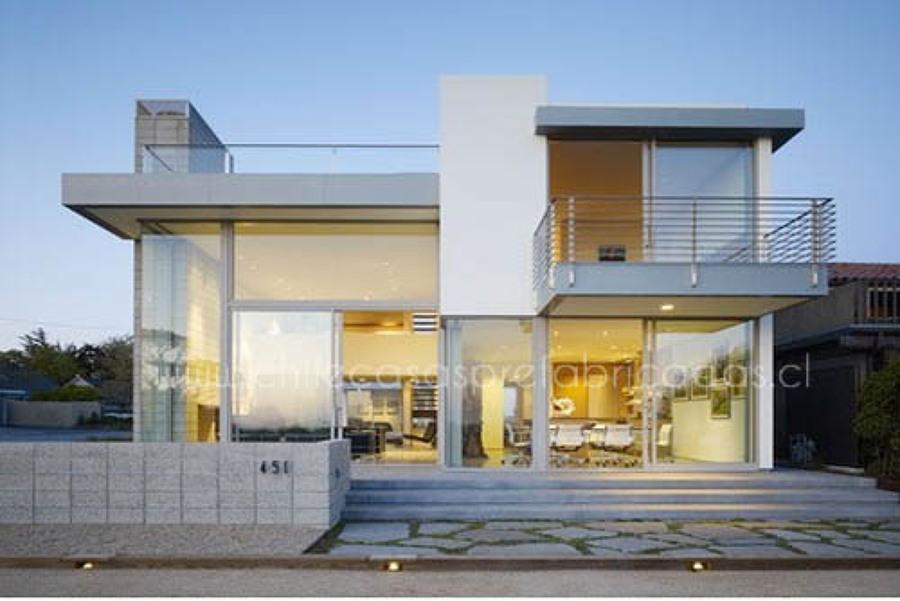 Construcci n casa mediterr nea la serena la serena - Presupuestos construccion casa ...