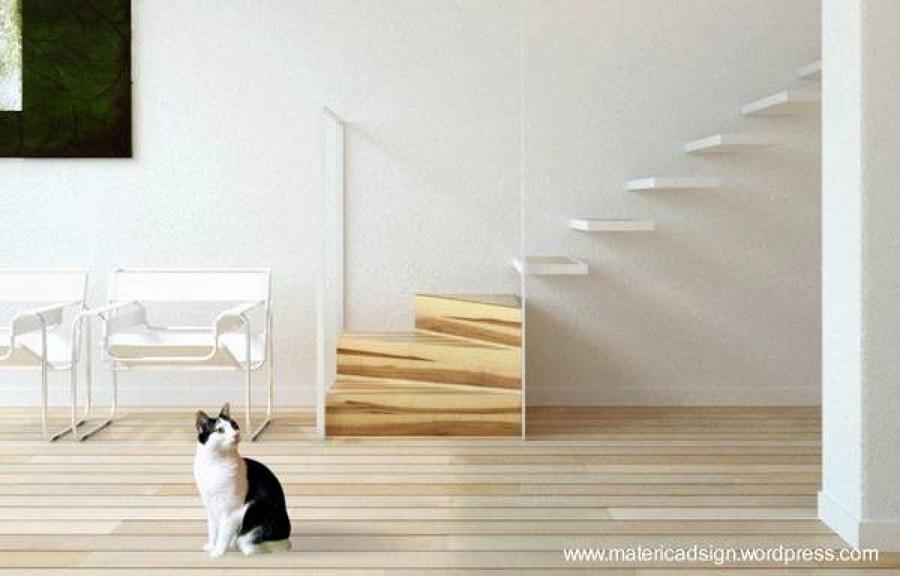 Presupuesto de escalera pudahuel regi n metropolitana for Escalera electricista madera