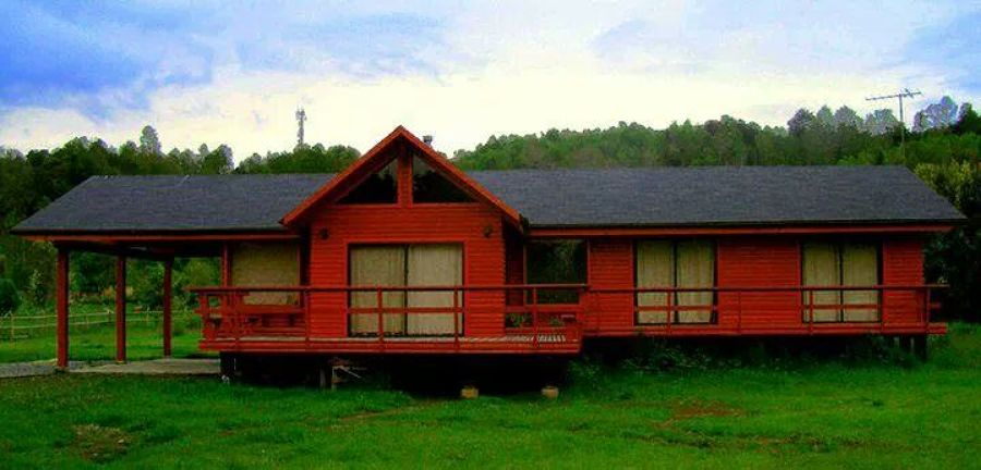 Casas prefabricadas madera casas prefabricadas los for Casas prefabricadas de madera precios
