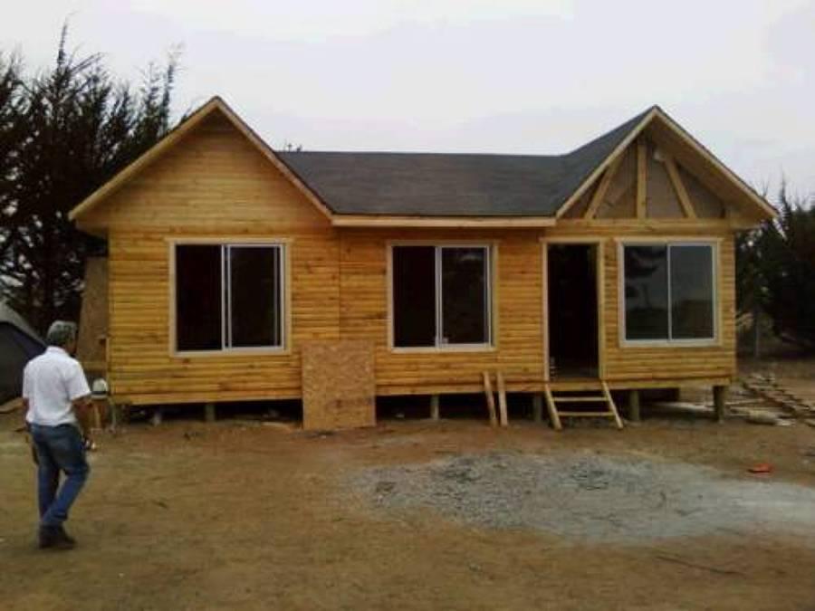 Construir una casa econ mica de 60 m2 aprox la uni n - Presupuesto casas prefabricadas ...