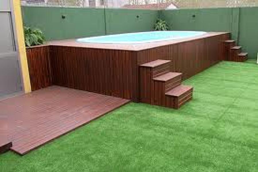 Construir piscina 3 x 2 mts con profundidad en pendiente - Piscina prefabricada precio ...