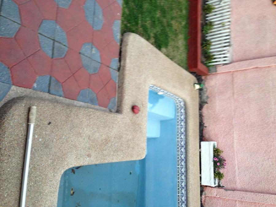 Construir piscina 2 7 metros de ancho por 3 5 de largo en for Piscinas de 2 metros de ancho