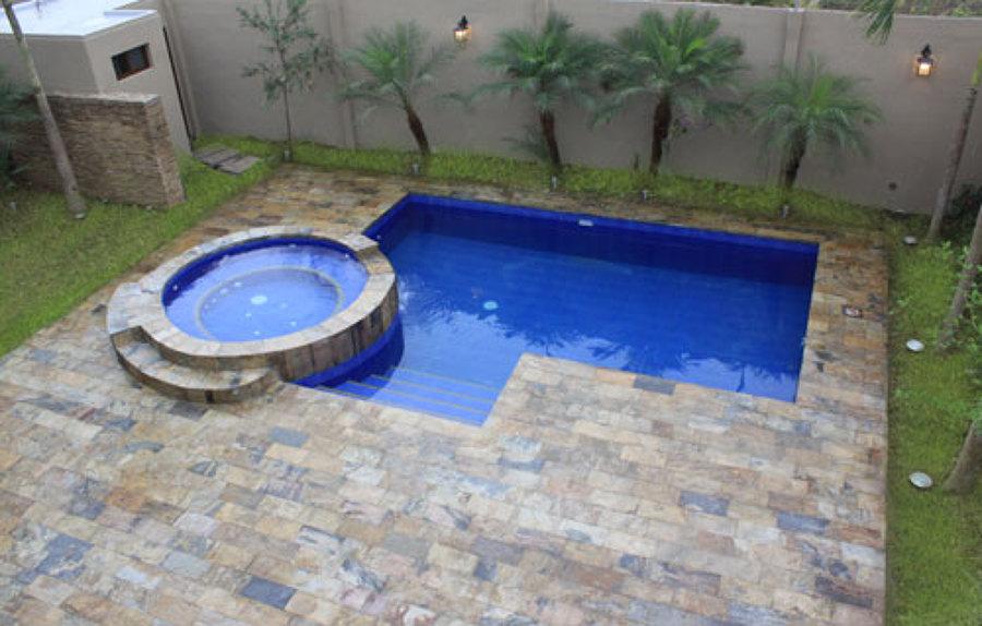 Construcci n de piscina 6x3 mts y 2 5 mts de profundidad for Presupuesto construccion piscina