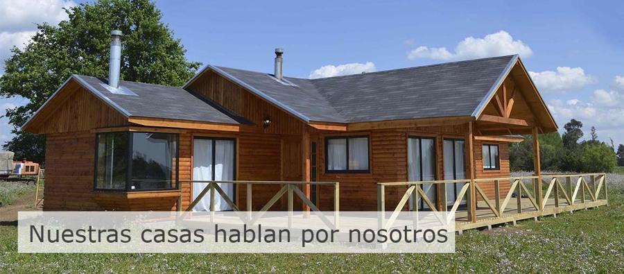 Construcci n casa estilo caba a kilometro 14 camino a - Presupuesto casa prefabricada ...
