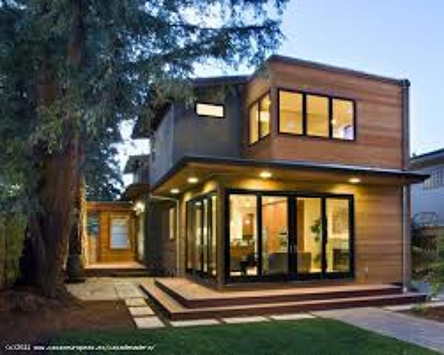 Casas prefabricadas madera casas prefabricadas dos niveles for Murus sip