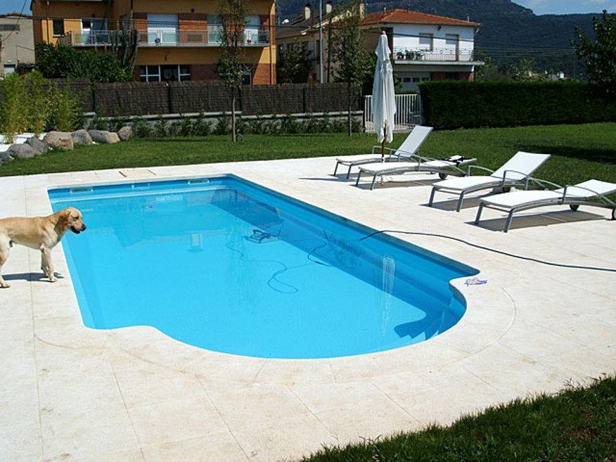 Construcci n de piscina modelo romana y quincho 6 x 3 mts - Presupuestos para piscinas ...