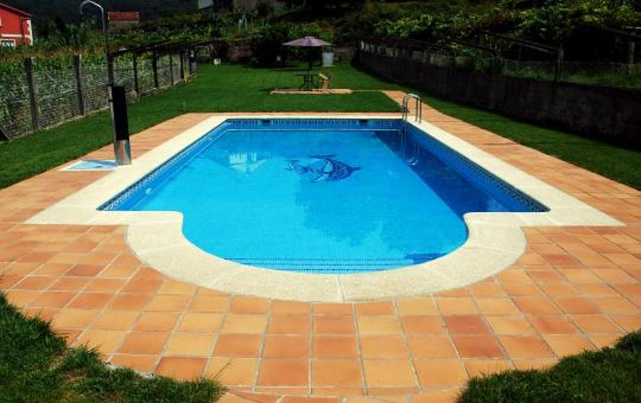 Construcci n de piscina modelo romana y quincho 6 x 3 mts for Construccion de piscinas precios