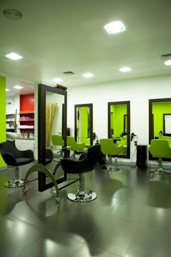 Modernizar mi peluqueria rancagua regi n vi libertador - Decoracion de peluqueria ...
