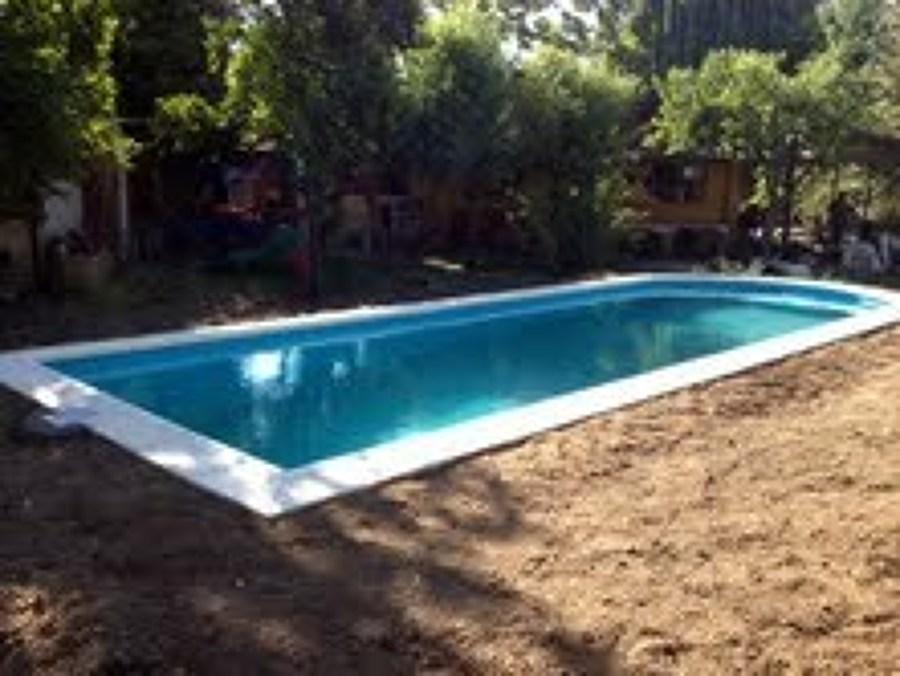 piscina en isla de maipo de pvc 6x3 hasta 7x4 isla de