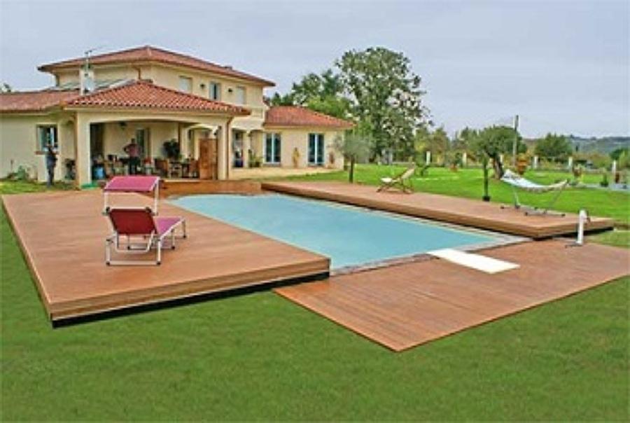 Construir piscina de 9 50 x 4 metros de ancho y 1 90 de - Piscinas en terrazas de casas ...