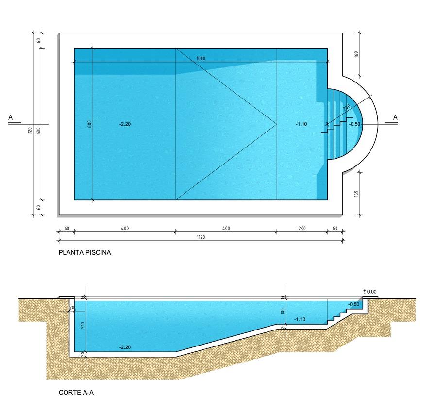 Precios de piscinas de hormigon adaptacin piscina normal for Precio construccion piscina de obra