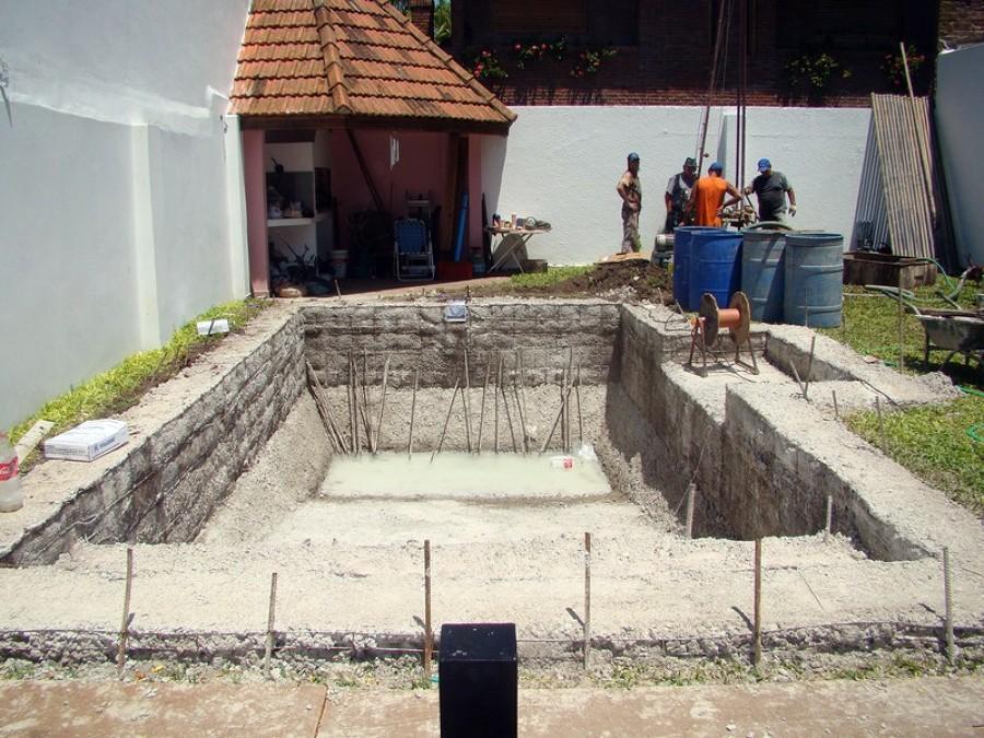 Construccion de piscina copiap regi n iii atacama - Precio construccion piscina ...