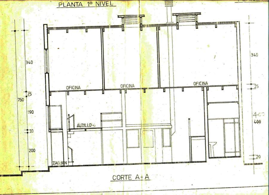 Quiero construir sobre el primer piso 3 departamentos de - Permisos para construir una casa ...