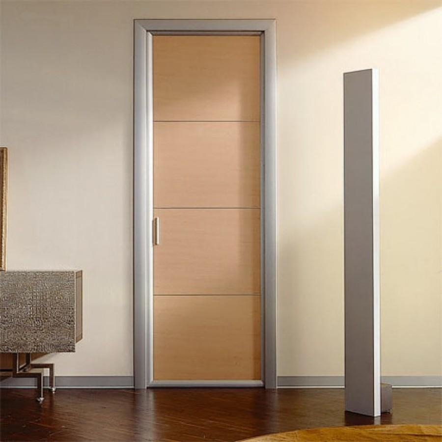Colocar una puerta corredera que separe el dormitorio del - Puertas correderas empotradas en tabique ...