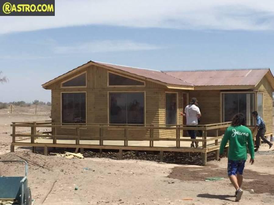 Casa prefabricada calama regi n ii antofagasta el loa - Presupuesto casa prefabricada ...