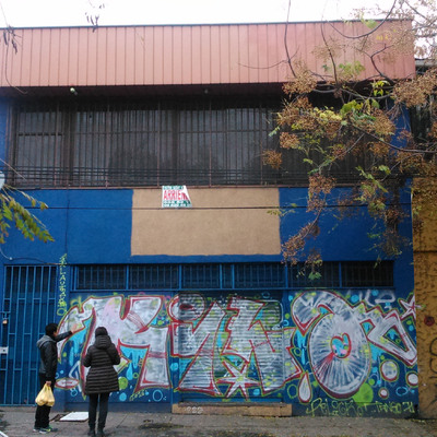 Pintar fachada iglesia evang lica recoleta regi n for Presupuesto pintar fachada chalet