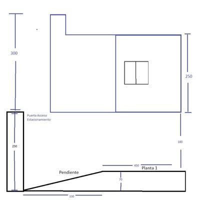 03 - Estacionamiento Vista Lateral con Ampliación y medidas_58017