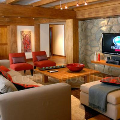 Construir casa de 100 m2 de 2 pisos en madera piedra y - Casas de cemento y madera ...