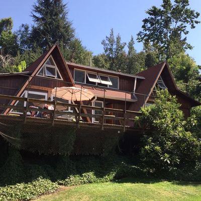 Demoler casas de madera sobre pilotes - el Arrayan, Lo Barnechea ...