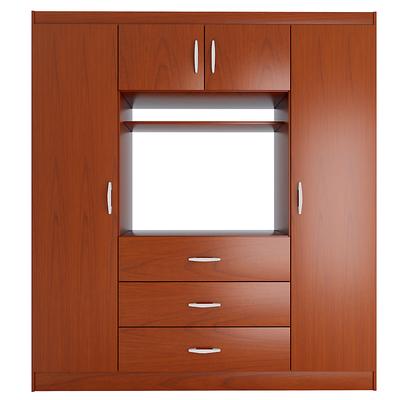 Mueble a pedido santiago regi n metropolitana for Closet con espacio para tv