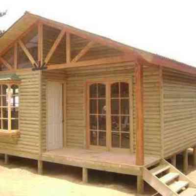 Comprar casa prefabricada 70 mt2 aprox la ligua regi n for Tejados de madera prefabricados