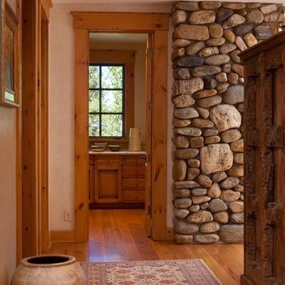 Construir casa de 100 m2 de 2 pisos en madera piedra y for Casas segundo piso de madera