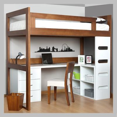 Hacer camarote con escritorio rancagua regi n vi for Crear muebles juveniles